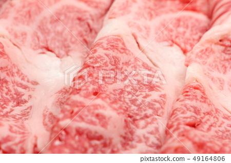 牛肉(生),國產黑毛和牛里脊片 49164806
