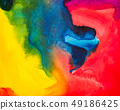 Watercolor style material 49186425