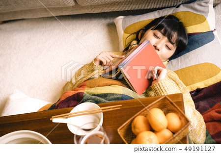 女性生活方式放鬆 49191127