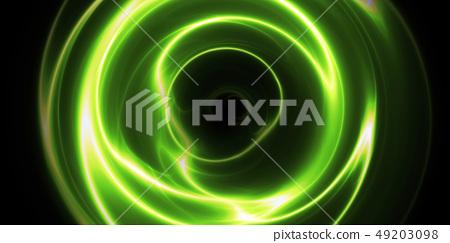 鮮豔細緻的科技數位光束紋理背景(高解析度 3D CG 渲染∕著色插圖) 49203098