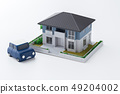 House and car 49204002
