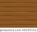 Wood texture, brown plank. Wooden background. 49205552