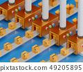 Conveyor packaging belt 49205895