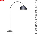Decorative Metal Floor Lamp 49217023