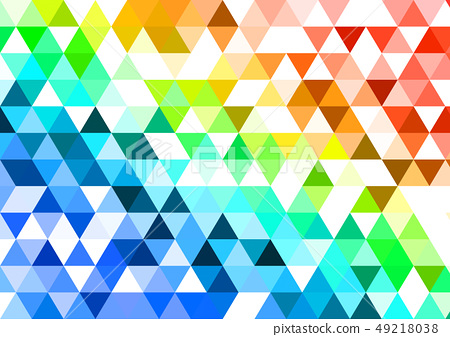Geometric abstract background 49218038
