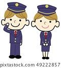 穿制服的男女2 49222857