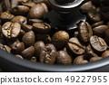 커피 커피 밀 커피 콩 49227955