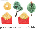 Chinese red envelopes 49228669