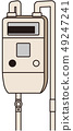 Gas meter 49247241
