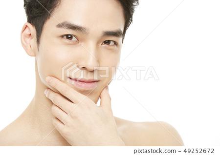 Men men's beauty 49252672