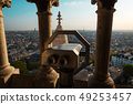 View of Paris from Montmartre 49253457