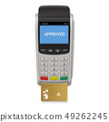 Realistic Payment Terminal 49262245