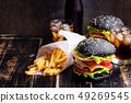 Burgers set 49269545