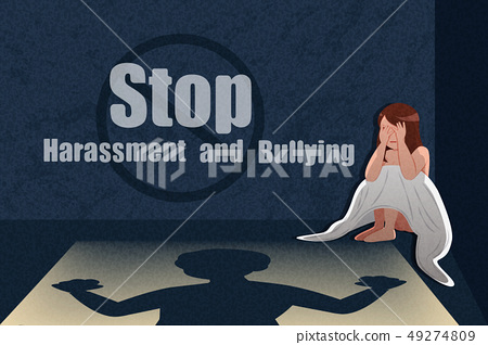 stop harassment and bullying 49274809