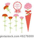 母親節康乃馨套裝 49276000