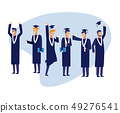 Students graduations cartoons 49276541