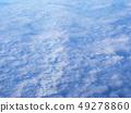 天空 飛機 底圖 49278860