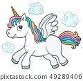 Stylized unicorn theme image 3 49289406