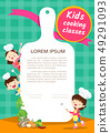 Kids Cooking class certificate 6 49291093