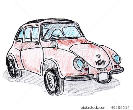 老汽車瓢蟲 49306514