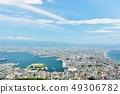 Hakodate of Hokkaido blue sky 49306782