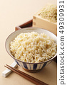 brown rice 49309931