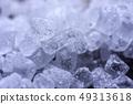 sea salt crystals 49313618