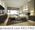 床 床鋪 臥室 49317962