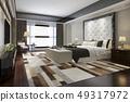 床 床鋪 臥室 49317972