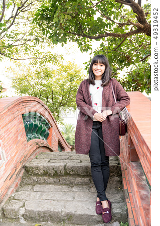 一個古老的中國女人。 49319452
