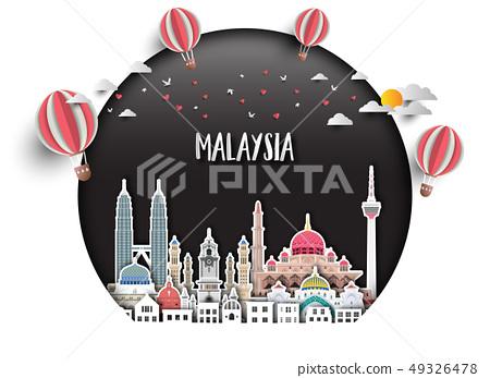 Malaysia Landmark Global Travel And Journey paper 49326478