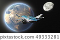 太空飞船 49333281