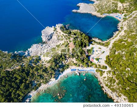Anthony Quinn Bay, Rhodes island 49338065