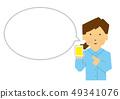 智能手機,智能手機,氣球,氣球,大版(簡單觸摸) 49341076