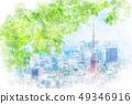 東京初夏夏季風格 49346916