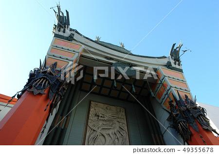 勒芒中國劇院,好萊塢,洛杉磯,加利福尼亞,美國 49355678