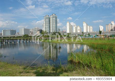 호수공원,상동,부천시,경기도 49355904