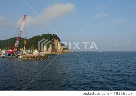 건설현장,대청도,옹진군,인천 49356317