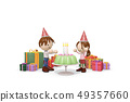 케이크,선물,ICONY 49357660