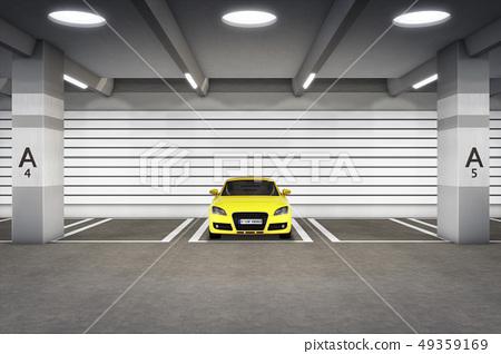 停车场,汽车 49359169