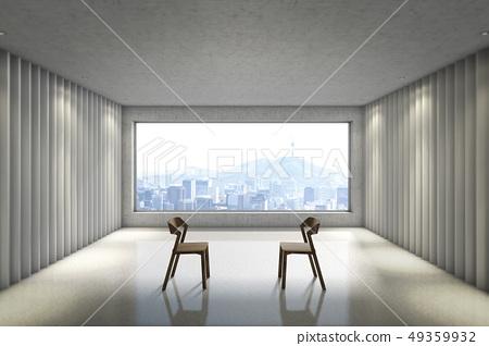 창,의자,공간,N서울타워,남산,중구,서울 49359932