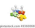 ICONY,비즈니스,퍼즐 49360068