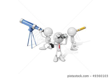 ICONY,비즈니스,망원경 49360103