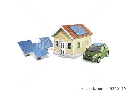汽車,收藏家,房屋 49360140