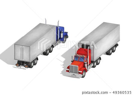 拖車 49360535