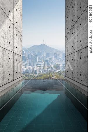 수영장,n서울타워,남산,중구,서울 49360685