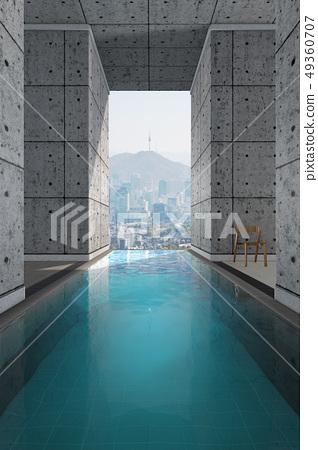수영장,n서울타워,남산,중구,서울 49360707