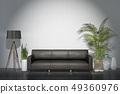 室內,客廳,沙發,花盆 49360976