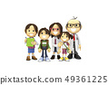 3D,CG,卡通,字符,ICONY,圖,醫院,醫療,醫生,男子,女子,老人,兒童,符號,教育,全身,很多 49361225