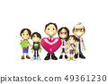 3D,CG,卡通,字符,ICONY,圖,醫院,醫療,醫生,男子,女子,兒童,心,符號,教育,電報 49361230